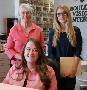 Boulder Vision Center Staff